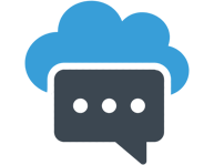 Cloud-based communications - messaging, collaboration