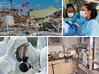 Disaster Management for the Lab