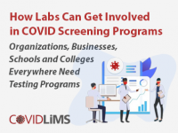 How Labs Can Get Involved in COVID Screening Programs