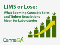 LIMS or Lose: What Booming Cannabis Sales and Tighter Regulations Mean for Laboratories