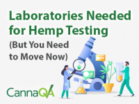 Laboratories Needed for Hemp Testing (But you need to move now)