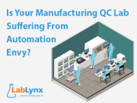 Is Your Manufacturing QC Lab Suffering From Automation Envy?